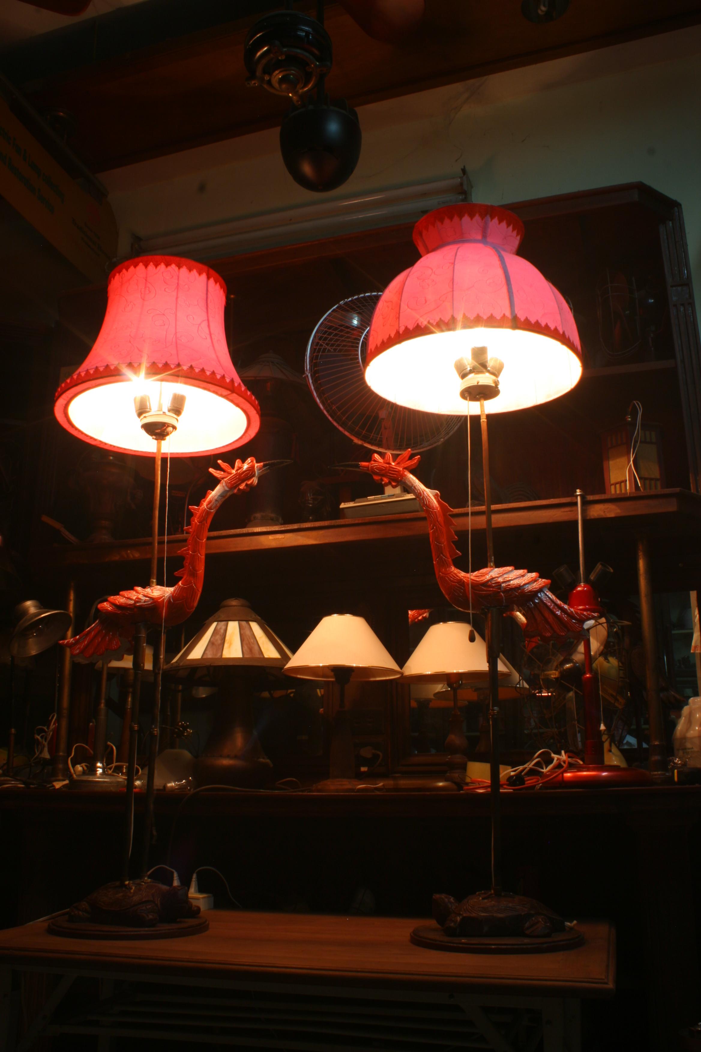 STANDING LAMP 2