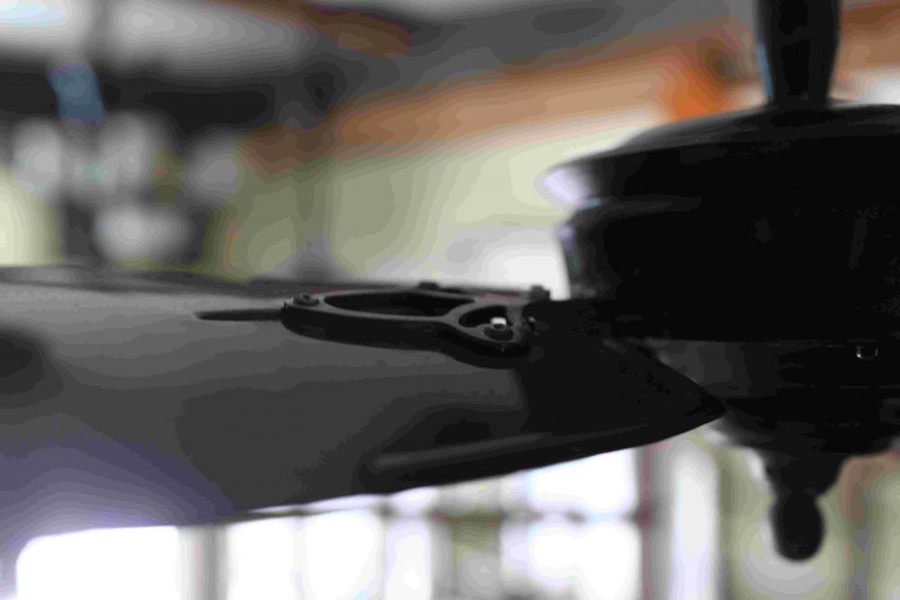 Ventilatore antico soffito Marelli Ac 36'' - Antique old ceilling fan