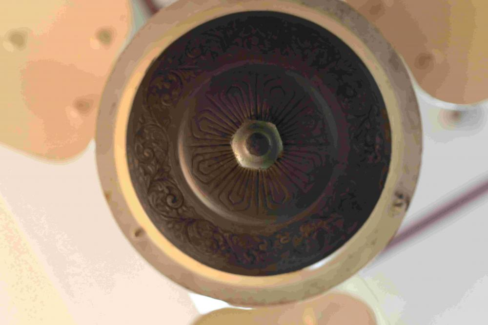 Ventilatore Marelli da soffito mod ll 56 - working Rare d'epoca ceilling fan air