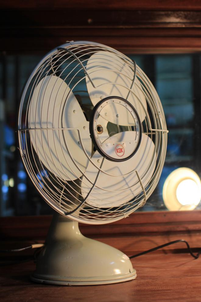 Japan Vintage Table Fan