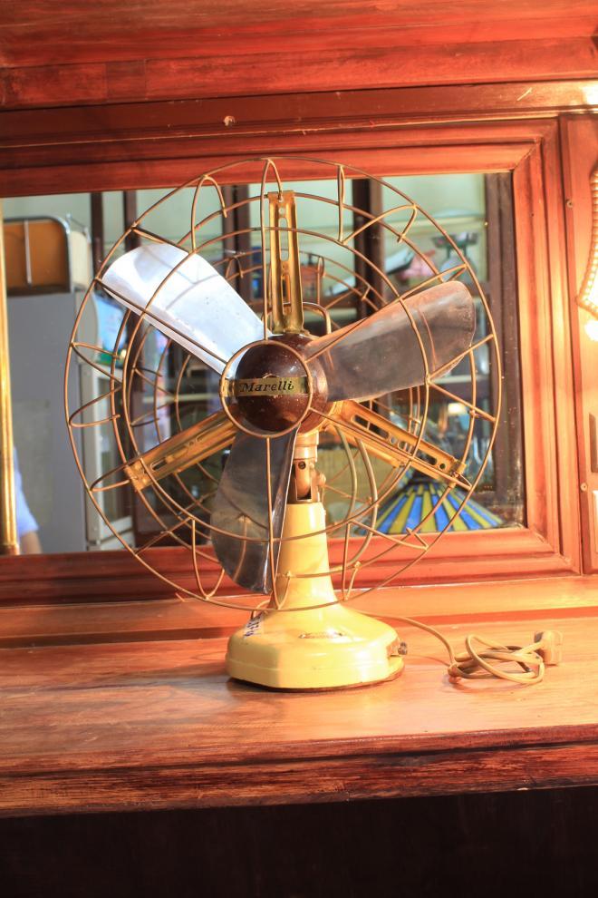 Rare Marelli wall air fan ventilatore Ami Valichiria ( Working )
