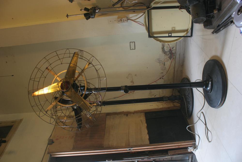 Rare Vintage Marelli Standing Fan