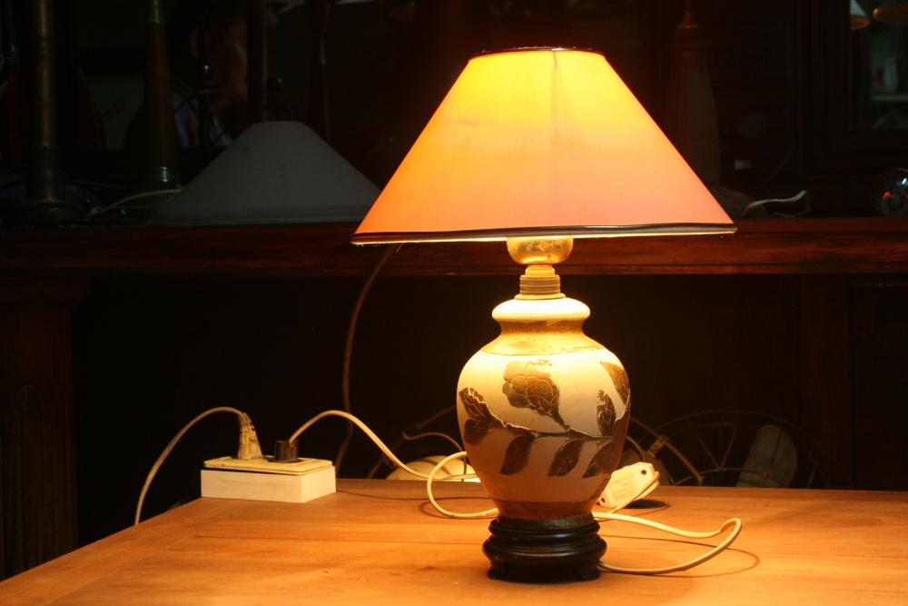 Ceramic Tabble Lamp